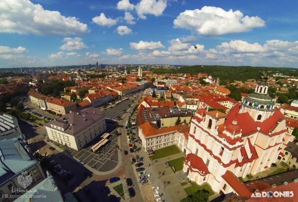 #Vilniaus Rotušė# Photo by : Algirdas Mosekonis We love Lithuania