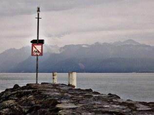 Lausanne. Lake Geneva