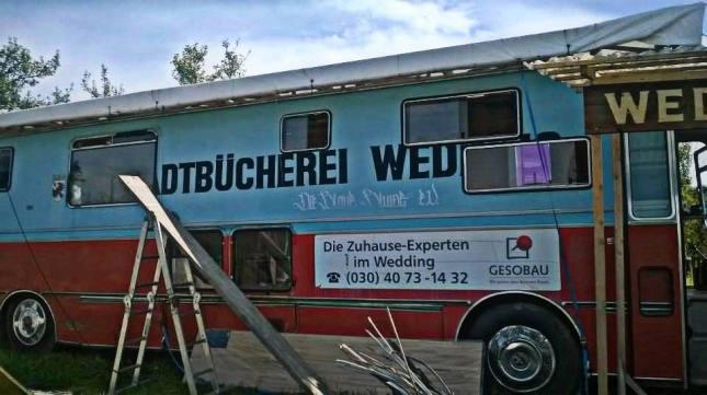 Das Wedding Bus